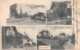 CPA  Suisse, Gruss Aus MURI-BERN, Neuquartier, 1906 - BE Berne