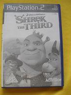 Shrek The Third // PS2 - Sony PlayStation