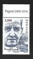 Monaco 2020 - 125ème Anniversaire De La Naissance De Marcel Pagnol ** - Monaco