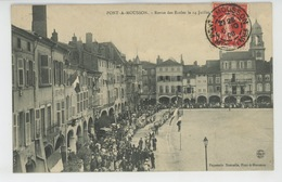 PONT A MOUSSON - Revue Des Ecoles Le 14 Juillet - Pont A Mousson