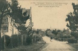 56 CARNAC / Villa Kermargaet / - Carnac