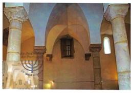 Portugal 2010 Synagogue De Tomar Religion Judaïsme Maxicard Carte Maximum - Judaisme