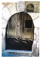 Portugal 2010 Synagogue De Lamego Religion Judaïsme Maxicard Carte Maximum - Judaisme