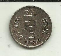 2 Tangas 1934 Portugal/India - Inde