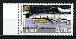 SPM MIQUELON 2001 N° 753 ** Neuf MNH Superbe C 3 € Pointe Blanche Aéroport Avions Planes Transports - St.Pierre Et Miquelon