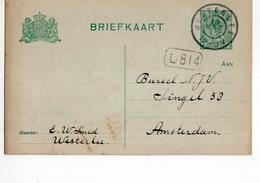 Westerlee Grootrond - 1919 - Marcophilie