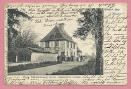 67 - STRASBOURG -  GRUSS Aus NEUDORF - Zur Oberburg ( Vorm. Haemmerle's Garten ) - Colmarerstrasse 53 - Strasbourg