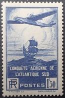 R1513/83 - 1936 - CONQUÊTE AERIENNE DE L'ATLANTIQUE SUD - N°320 NEUF** - France