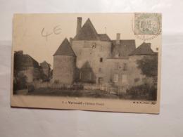 Verneuil (Nievre) Château Féodal - Sonstige Gemeinden