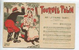 Tournée Polin  Nourrice Militaire Chanson - Music And Musicians