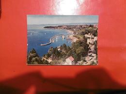 D 74 - Thonon Les Bains - Le Port, La Pointe De Ripaille Et La Rive Suisse - Thonon-les-Bains