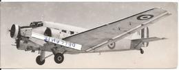 PHOTO AVION  JUNKER JU 52 AAC1 MILITAIRE 18X6CM - Aviazione