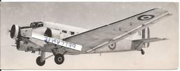 PHOTO AVION  JUNKER JU 52 AAC1 MILITAIRE 18X6CM - Aviation