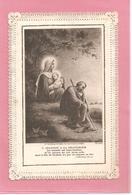 CANIVET - L'abandon à La Providence - - Images Religieuses