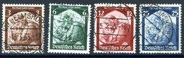 DT REICH 1935, SAARABSTIMMUNG, KOMPL. SATZ Nr. 565-568 TOPP STPL! Mi. 14,- - Allemagne