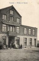 TAMINES Hôtel Du Globe Prés De Auvelais Et Aiseau. Edit: Marcovici  Postée  1907 - Autres