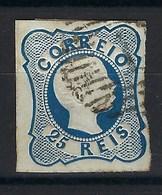 ⭐ Portugal - YT N° 10 - Oblitéré - 1856 / 1858 ⭐ - Usati