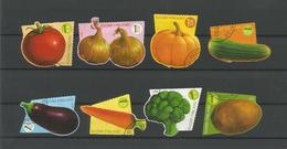 Finland 2010 Vegetables Y.T. 1985/1992 (0) - Oblitérés
