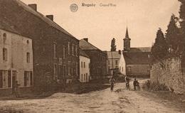 ROGNEE Grand'Rue Prés De Fontenelle Et Pry. Postée 1919 à Berzée. - Autres