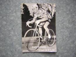 CYCLISME - JEMPY SCHMITZ - Ciclismo