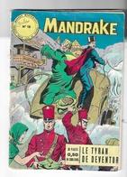 MANDRAKE N° 18 DE 1963 - Mandrake