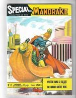 SPECIAL MANDRAKE  N°  77  DE 1970 - Mandrake
