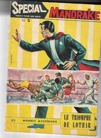 SPECIAL MANDRAKE  N°  5 DE 1964 - Mandrake