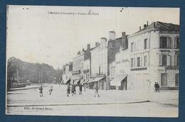 BLAYE - Cours Du Port - Blaye