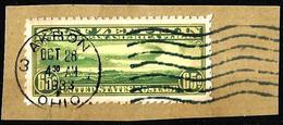 538 - USA - 1930 - AIR MAIL - ZEPPELIN - FORGERY - FAUX - FAKE - FALSE - FALSCH - Briefmarken