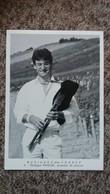 CPSM MUSIQUES D EN FRANCE PHILIPPE PRIEUR MUSETTE 20 POUCES 6   PHOTO THIERRY BOISVERT 1988 IMP ART MEDIA 150 EXPL - Musique Et Musiciens