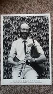 CPSM MUSIQUES D EN FRANCE JEAN BLANCHARD MUSETTE BECHONNET 8   PHOTO THIERRY BOISVERT 1988 IMP ART MEDIA 150 EXPL - Musique Et Musiciens