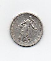 1 Franc Semeuse 1903 - France