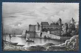BLAYE - Vue De Blaye Vers 1830 - Format Cpa - Blaye