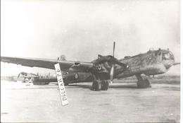 PHOTO AVION HEINKEL    12X18CM - Aviazione