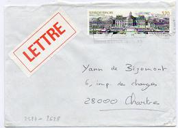 France N° 2587 Y. Et T. Lot Et Garonne Toulouse Flamme Illustrée Du 06/10/1989 Sur Lettre - Marcophilie (Lettres)