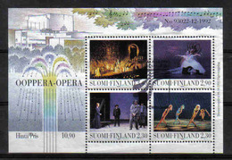 Finland 1993 Opera S/S Y.T. BF 10 (0) - Finland