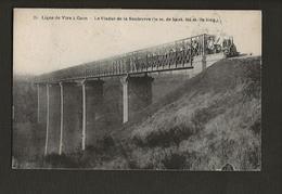 14 Le Viaduc De Souleuvre / Ligne De Vire à Caen ( Train ) - Non Classificati