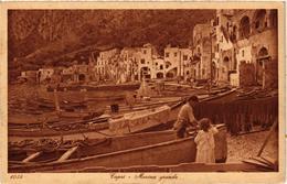CPA NAPOLI Marina Grande. ITALY (525659) - Napoli (Naples)