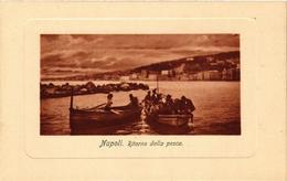 CPA NAPOLI Ritorno Dalla Pesca. ITALY (525760) - Napoli (Naples)