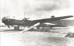 PHOTO AVION ALLEMAND A IDENTIFIER  HEINKEL   17X12CM - Aviazione
