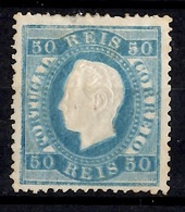 Portugal YT N° 42 Neuf *. Signé Stolow. B/TB. A Saisir! - 1862-1884 : D.Luiz I