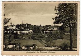 SALUTISSIMI DA BESOZZO - VARESE - 1941 - Vedi Retro - Varese