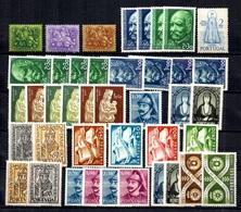 Portugal Petite Collection Neufs ** MNH 1950/1958. Bonnes Valeurs. TB. A Saisir! - 1910-... Republic