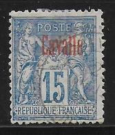 CAVALLE - YVERT N° 5 OBLITERE - COTE = 35 EUROS - - Oblitérés