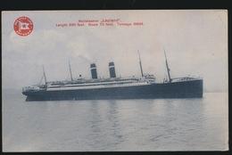 MAILSTEAMER LAPLAND - Steamers