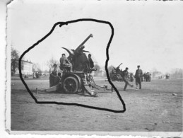 France 40 DCA CANON N°1 - Guerre, Militaire