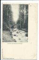 XONRUPT LONGEMER Vosges - Pont Des Fées Sur La Vologne (1900) - VENTE DIRECTE X - Xonrupt Longemer