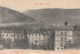 SAINT-DIE (Vosges) - Hôpital Civil Et Militaire - Saint Die