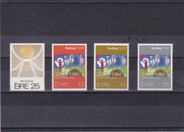 IRLANDE 1980 Yvert 432-435 NEUF** MNH - 1949-... Republic Of Ireland