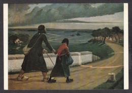 PL100/ Eugène LAERMANS, *L'aveugle - De Blinde*, Anvers, Museum Voor Schone Kunsten - Paintings